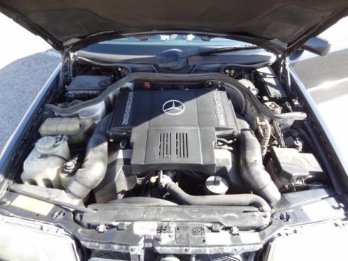 1992 Mercedes 500E - 4