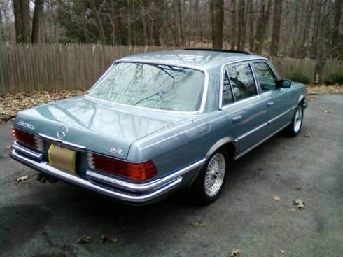 1979 450SEL - 2