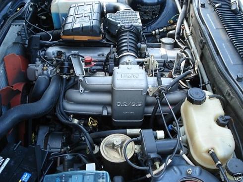 1984 733i Motor