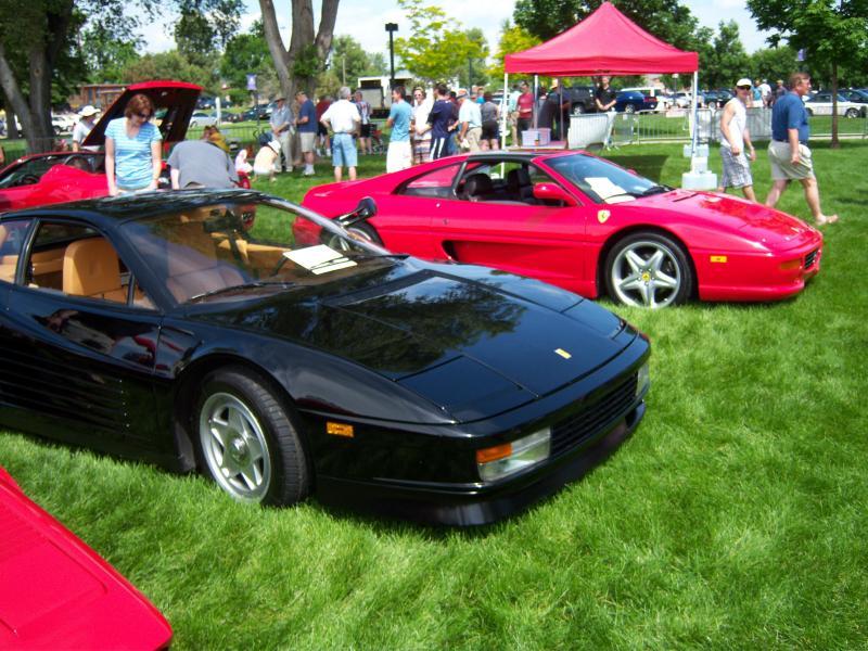 1985 Ferrari Testarossa Has The Redhead Hit Rock Bottom