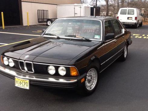 BMW 733i