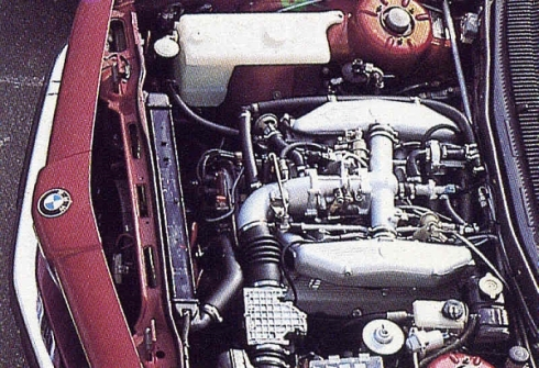 Old Timey BMW V8
