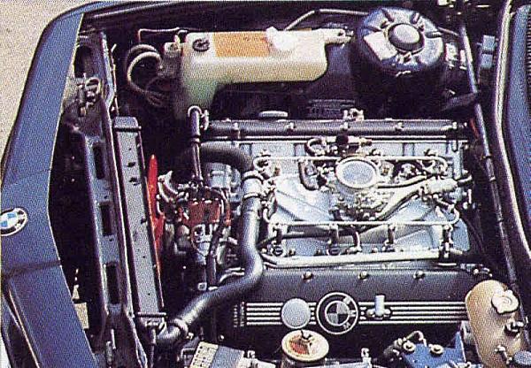 Old Timey BMW V12