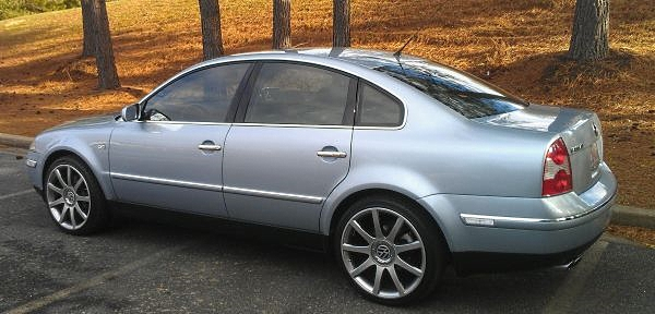 Craigslist Washington Dc Cars And Trucks >> 2003 Volkswagen Passat W8; Hilarious or Hand Grenade ...