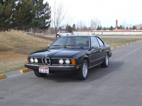 1982 BMW 633CSi - 5