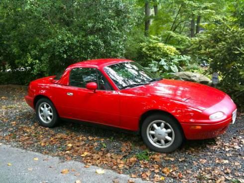 1990 Mazda Miata