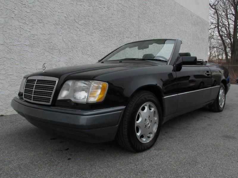 1995 Mercedes E320 Cabrio