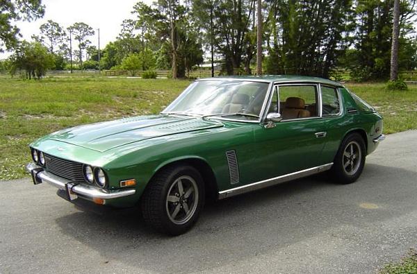 1972 Jensen Interceptor Iii The Iconoclasts Aston Martin V8