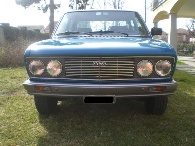 Fiat 132 Totally That Stupid