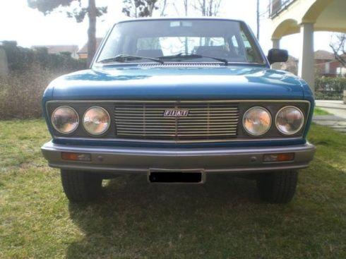 1977 Fiat 132 - 2