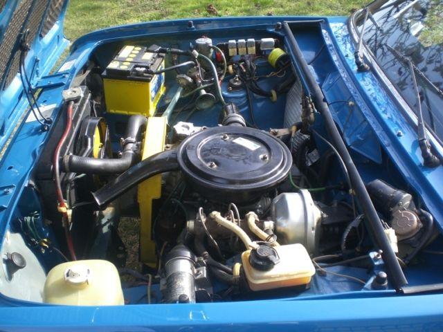 1977 Fiat 132 - 5