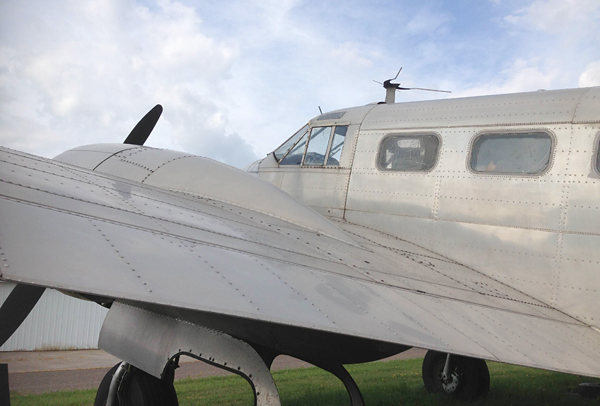 1957 Beechcraft Model D18S