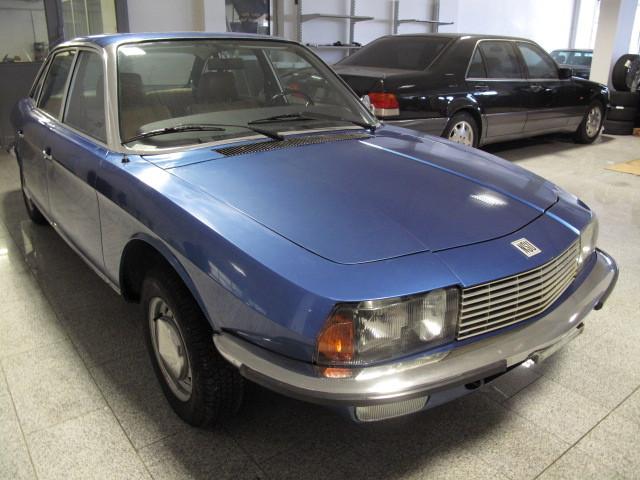 1975 NSU Ro80 - 1