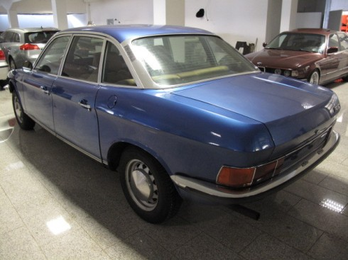 1975 NSU Ro80 - 2