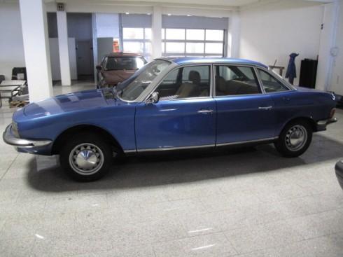 1975 NSU Ro80 - 4