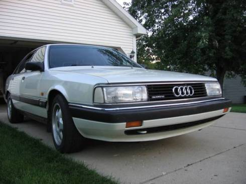 Audi 200 Turbo Quattro