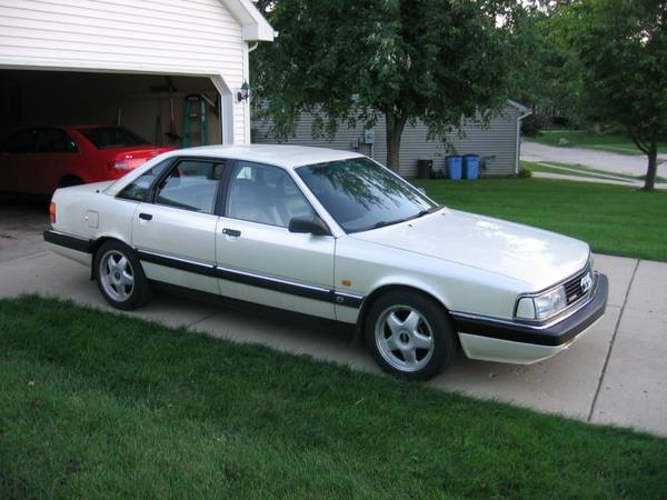 1991 audi 200 20v turbo quattro for a few dollars more totally that stupid. Black Bedroom Furniture Sets. Home Design Ideas
