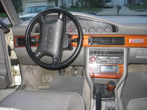Audi 200 Turbo Quattro