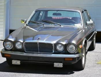 1984 Jaguar XJ6 - 1