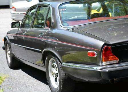 1984 Jaguar XJ6 - 2