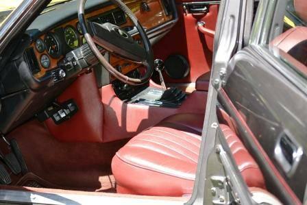 1984 Jaguar XJ6 - 3