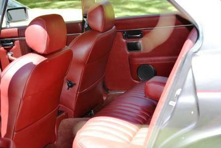 1984 Jaguar XJ6 - 4