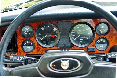 1984 Jaguar XJ6 - 5
