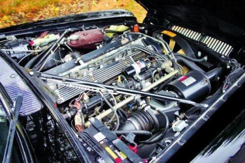 1984 Jaguar XJ6 - 6