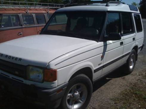 1997 Discovery