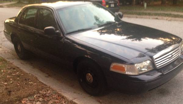 2007 Crown Vic
