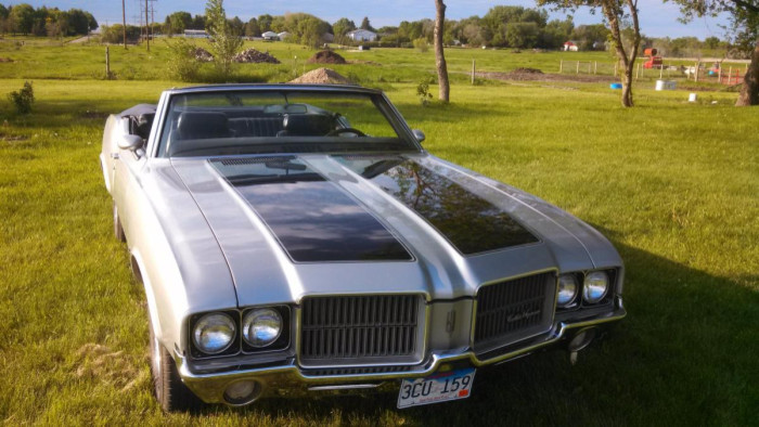 Cutlass Convertible