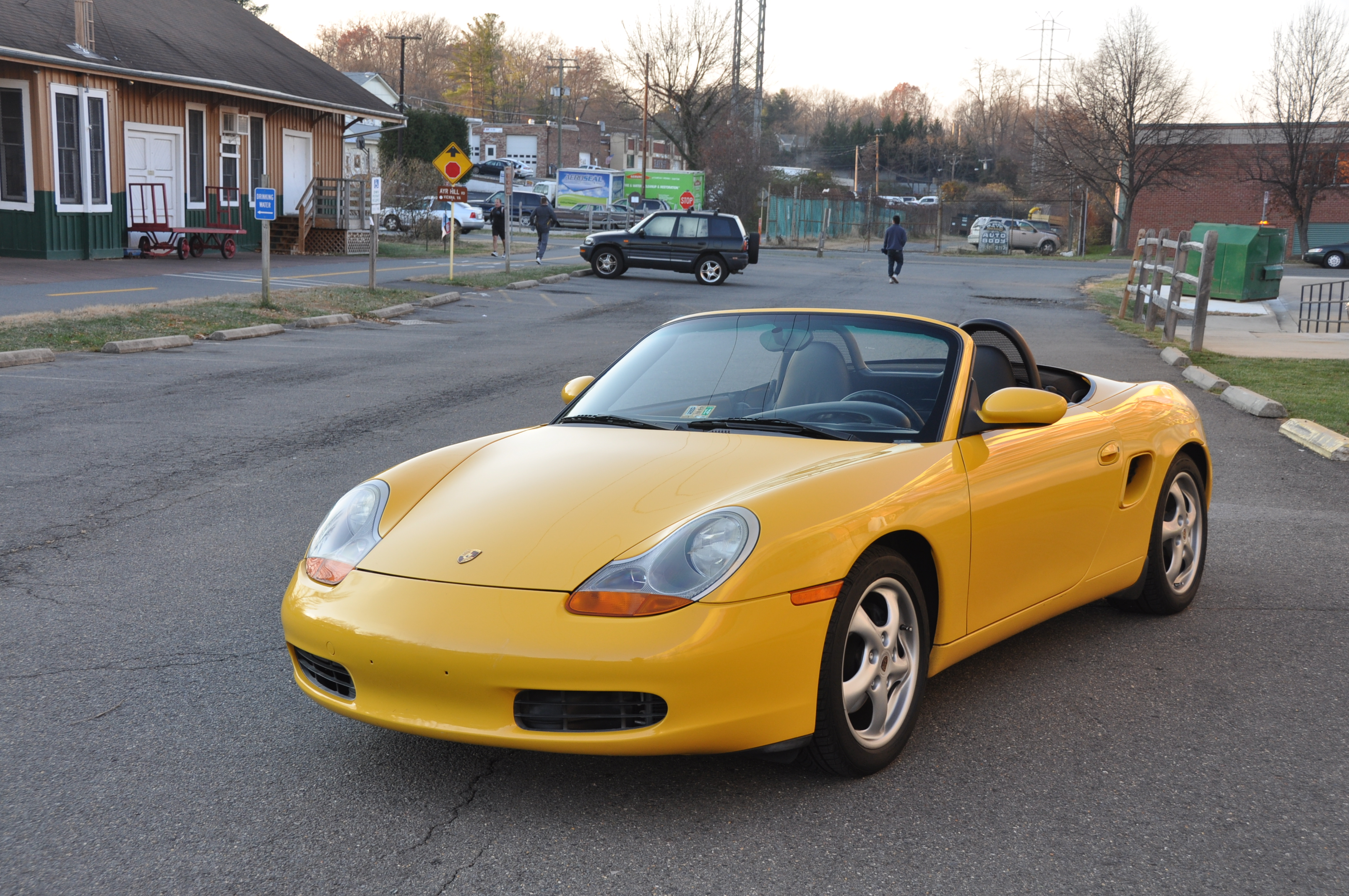 fleet update 2000 porsche 986 boxster oh hell yes totally that stupid. Black Bedroom Furniture Sets. Home Design Ideas