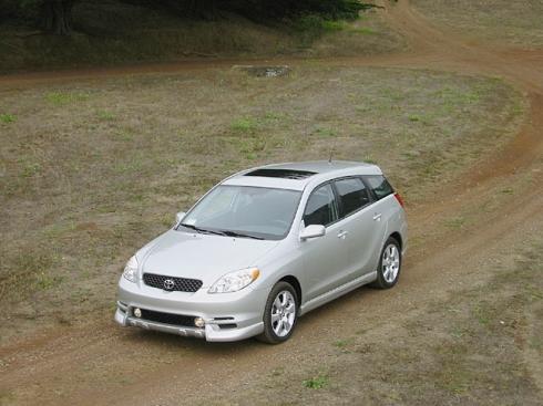 2004 Matrix XRS