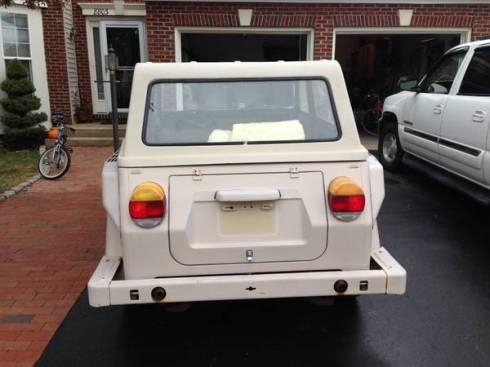 1974 VW Thing - 2