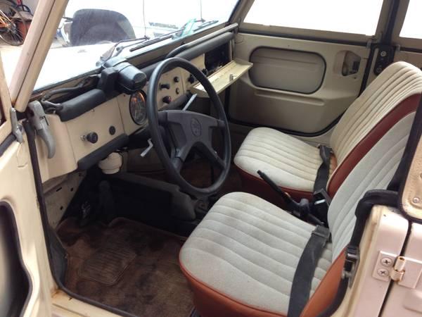 1974 VW Thing   3