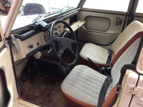 1974 VW Thing - 3