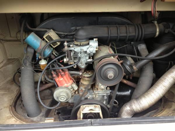 1974 VW Thing - 4