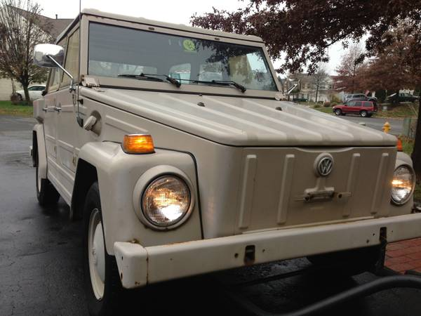 1974 vw type 181 thing acapulco das jeep totally that stupid 1974 vw thing 5 altavistaventures Gallery