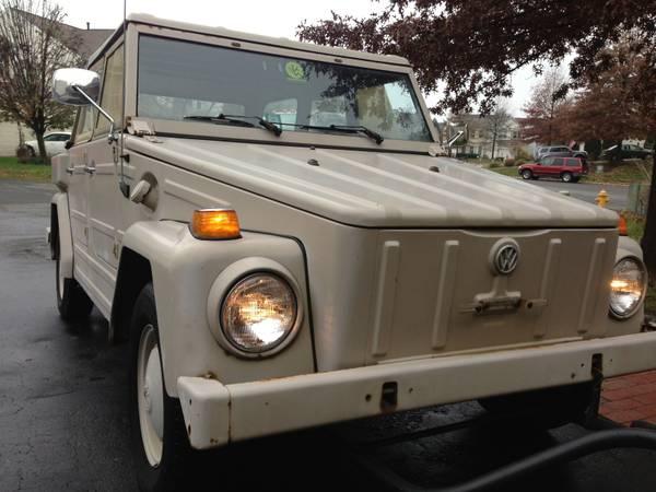 1974 VW Thing   5