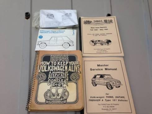 1974 VW Thing - 6