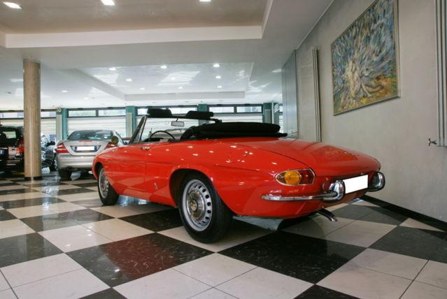 1966 Alfa Duetto - 2