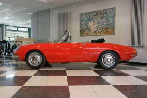 1966 Alfa Duetto - 3