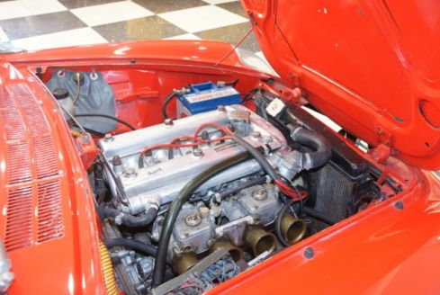 1966 Alfa Duetto - 5