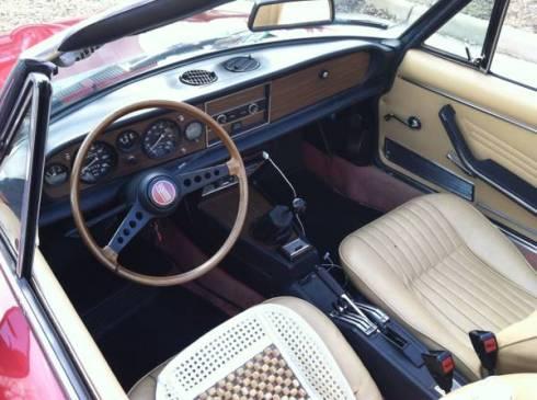 1978 Fiat 124 - 3