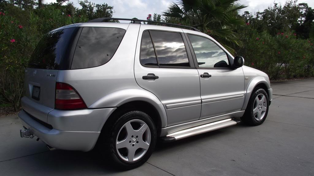 2001 mercedes benz ml55 amg who says suvs can t be fun for Mercedes benz suv 2001