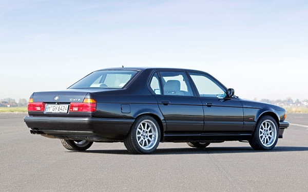 1989 Bmw 750il Ifs And Maybes Totally That Stupid