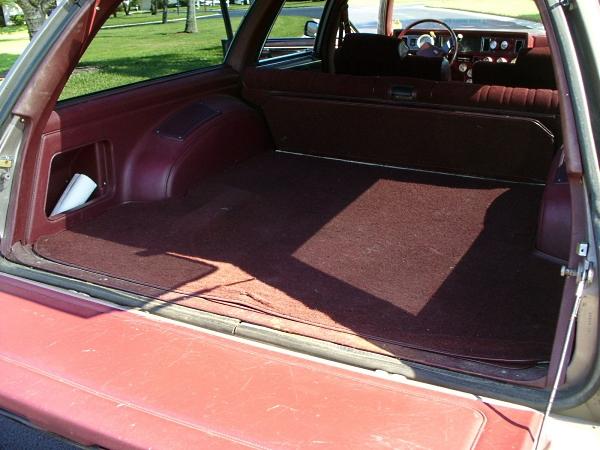 1983 Oldsmobile Cutlass Wagon