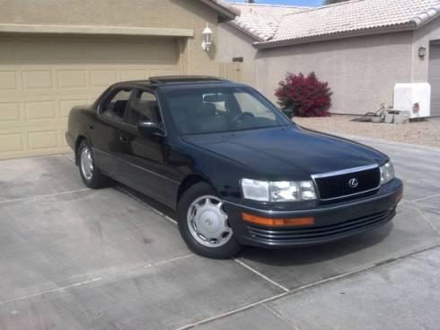 V8 1993 LS400