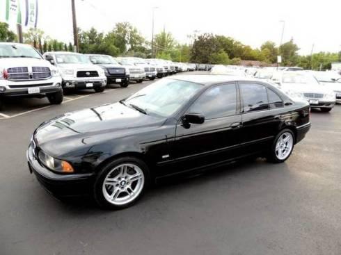 V8 2001 540i Sport