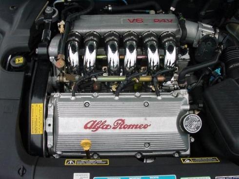 Alfa Romeo 164 Quadrifoglio